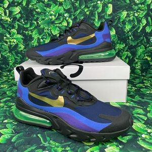 Nike Air Max 270 React Heavy Metal 2019 11 Men's